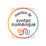 Membre de Syntec Numérique