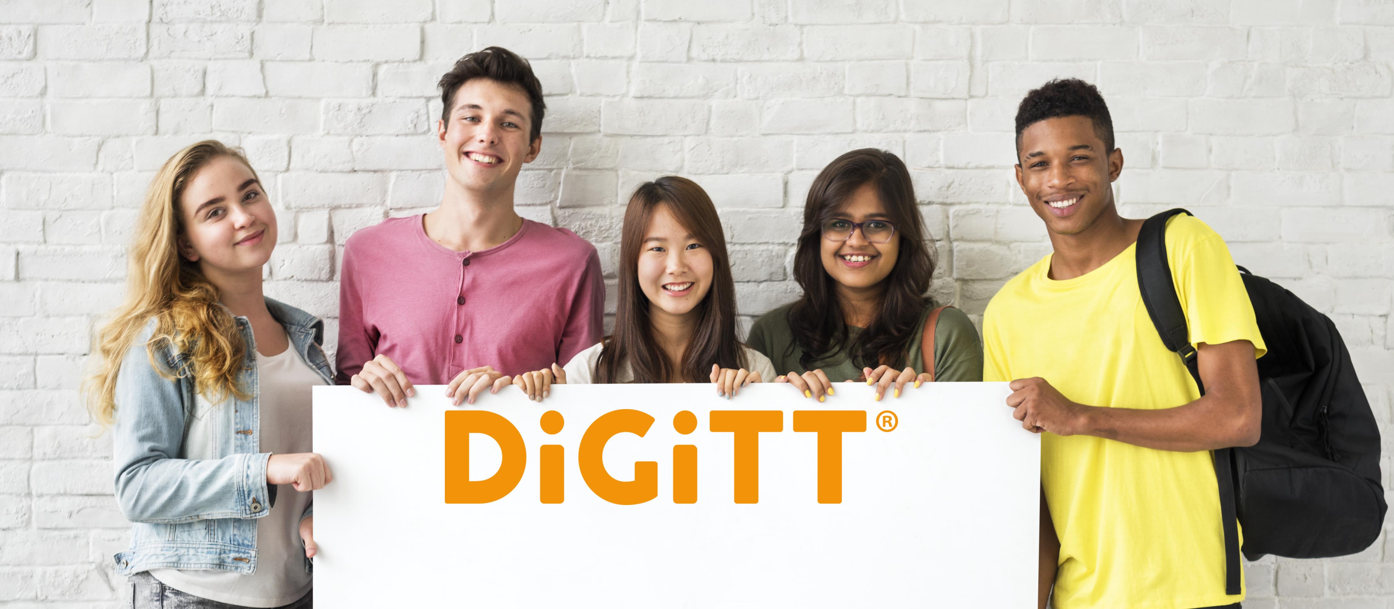 DiGiTT, un certificat passé dans les école et universités