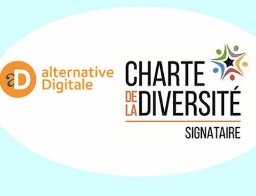 Alternative Digitale signe la Charte de la Diversité